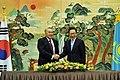 KOCIS Korea-Kazakhstan summit (4553936028).jpg