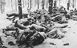 Красноармейцы, убитые в Финляндии