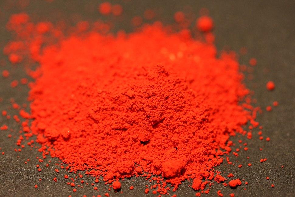Kadmiumrot
