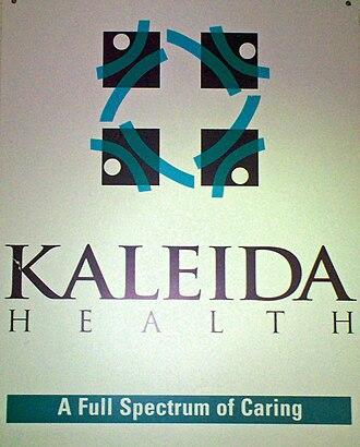 Kaleida Health - Image: Kaleida Sign