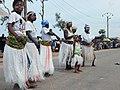 Kalemie, province du Katanga, RD Congo - Célébration de la Journée internationale de peuples autochtones le 9 août de chaque année. (19861875944).jpg