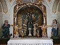 Kalvarienberg Lenggries Kreuzkapelle Hochaltar 2.jpg