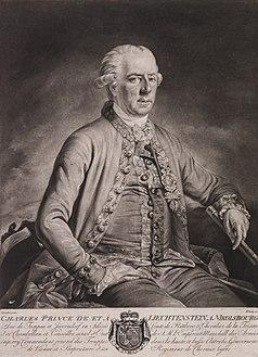 Prince of Liechtenstein