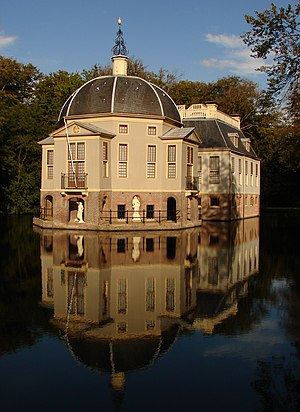 Castle Trompenburgh, 's Graveland, the Netherlands