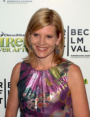 Kate Snow - Kate Snow at the 2010 Tribeca Film Festival