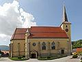 Kath Pfarrkirche hl Johannes der Täufer in Waldhausen II.jpg