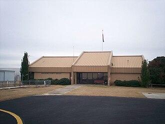 Marlboro County Jetport - Terminal at Marlboro County Jetport