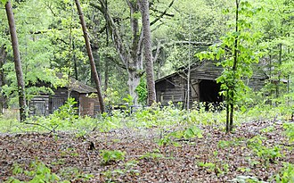 National Register of Historic Places listings in Oconee County, South Carolina - Image: Keil Farm