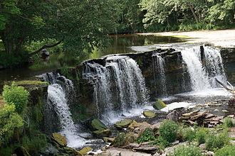 Keila (river) - The Keila Waterfall