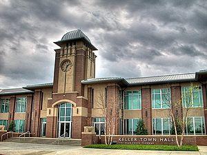 Keller, Texas - Keller Town Hall