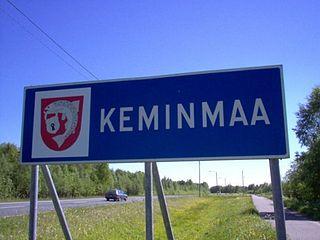 Keminmaa Municipality in Lapland, Finland
