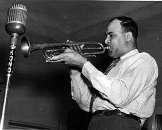 Trumpeter, bandleader