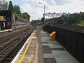 Kensal Green stn southern end.JPG