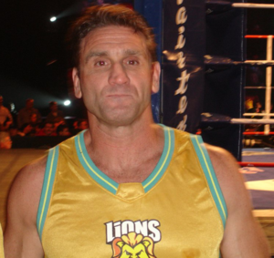 Ken Shamrock - Ken Shamrock at IFL Oakland CA in 2007