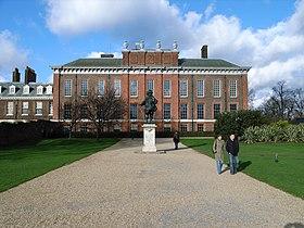 Kensington palace wikipedia for Interno kensington palace