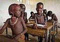 Kenyan Samburu children in a classroom.jpg