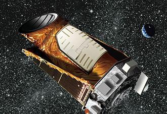 Kepler space telescope - Artist's impression of the Kepler telescope
