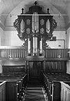 kerkinterieur met orgel - mensingeweer - 20214951 - rce