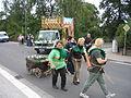 Kerwe in Alsenborn, Wagen mit Fußguppe des Sch.V.A..jpg