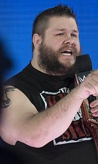 Kevin Owens Canadian professional wrestler