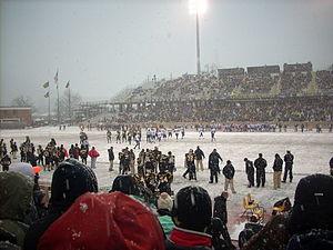 Kidd Brewer Stadium - Image: Kidd Brewer 2010 1