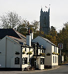 King's Arms and St Mary's, Tamerton Foliot.jpg