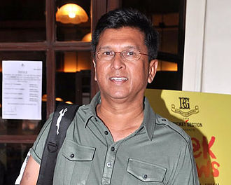 M.S. Dhoni: The Untold Story - Kiran More (pictured) trained Rajput in cricket for four months.