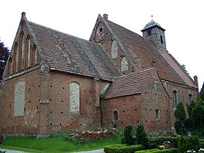 Church of Samtens