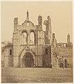 Kirkstall Abbey. From the West MET DP209891.jpg