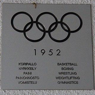 Gymnastics at the 1952 Summer Olympics – Mens parallel bars Olympic gymnastics event