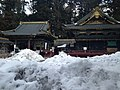 Kitoden and Kaguraden of Nikko Tosho Shrine.JPG
