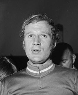 Klaas Balk in 1972