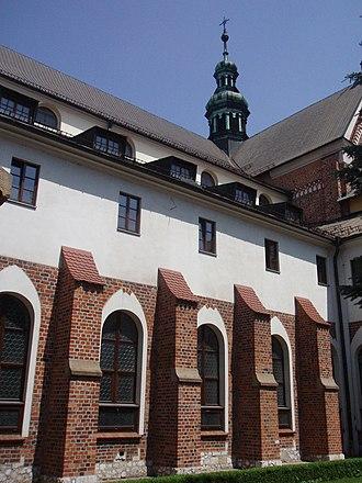 Mogiła Abbey - Image: Klasztor Cystersów
