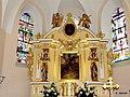 Kościół, św. Michała Archanioła w Kcyni. Widok wnętrza kościoła - panoramio (5).jpg
