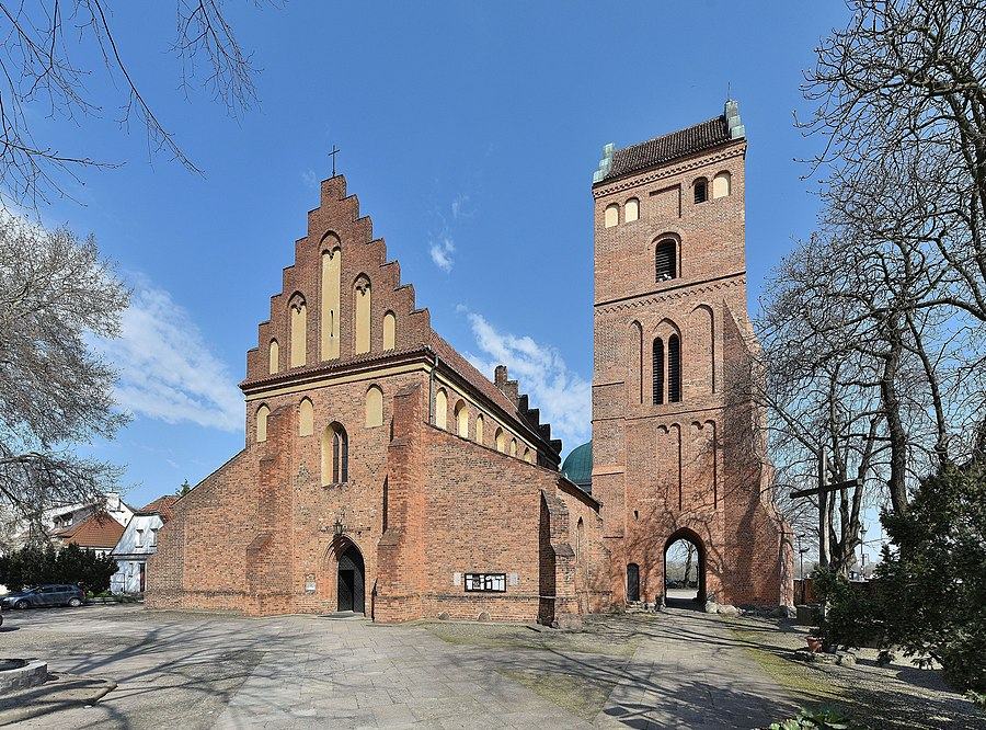 Church of the Visitation of the Blessed Virgin Mary, Warsaw