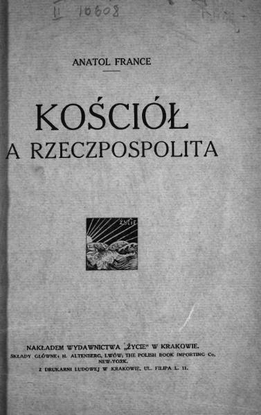 File:Kościół a Rzeczpospolita.djvu