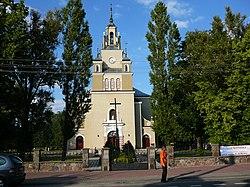 Kościół w Białobrzegach.JPG