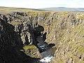 Kolugljufur Canyon - Iceland - panoramio.jpg
