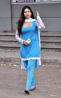 Komal Jha Indian movie actress and writer (born 1987)