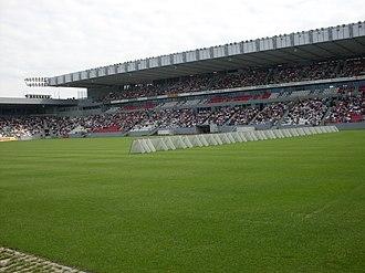 Marshal Józef Piłsudski Stadium - Main Stand