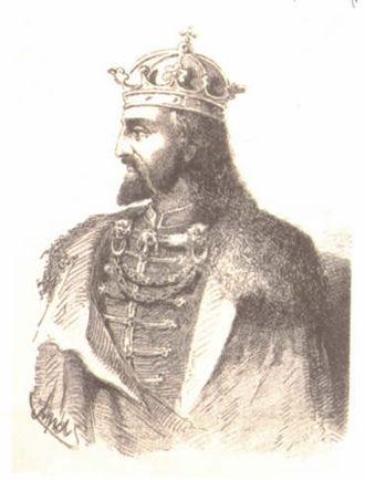 Vojislavljević dynasty - Image: Konstantin Bodin