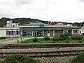 Korail Gyeongbuk Line Yecheon Station Rearside.jpg