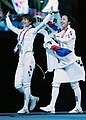 Korea London WomenTeam Fencing 24 (7730589382).jpg