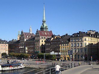 Kornhamnstorg - Image: Kornhamnstorg Gamla stan jonez flickr