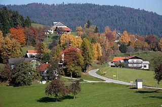 Koroška Vas na Pohorju Place in Styria, Slovenia