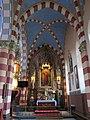Kostel svatého Josefa (Přemyšl) - pravá boční loď.jpg