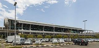 Kota Kinabalu International Airport Malaysian airport in Sabah