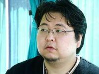 Kouta Hirano at Anime Expo 05.jpg