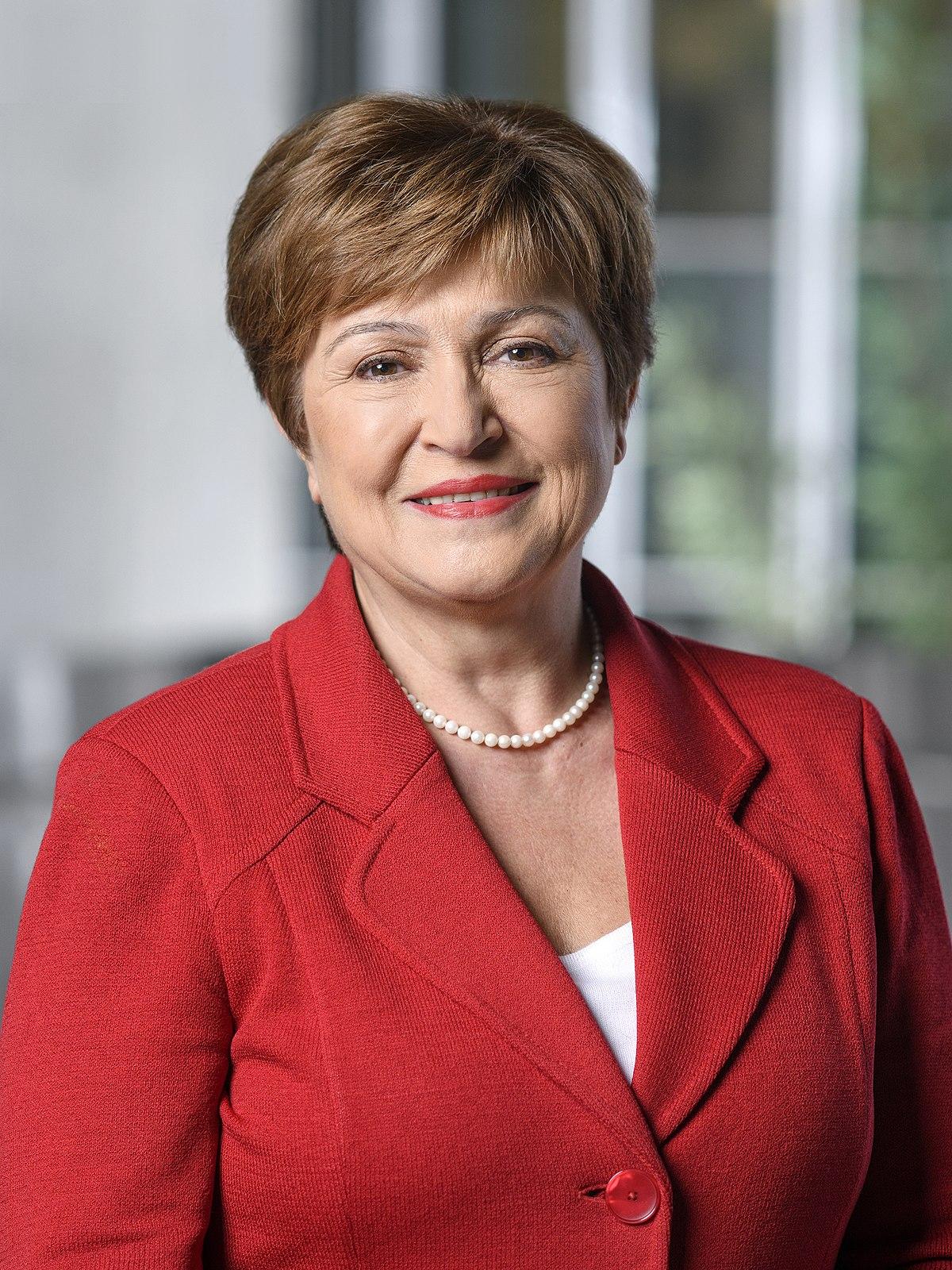 Kristalina Georgieva - Wikipedia