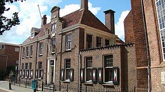 Krommenie - Image: Krommenie raadshuis